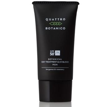 QUATTRO BOTANICO ボタニカル デイトリートメント&UVブロック