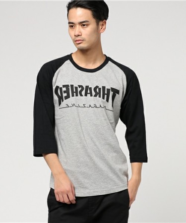 BACKWARD RAGLAN