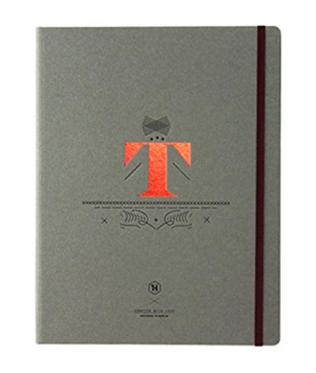 タイプハイプ ノートブック LUISE T