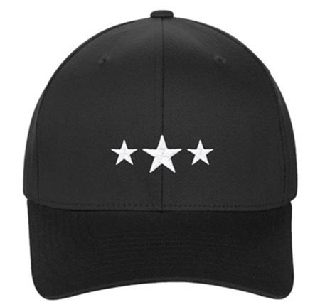 Custom Fifteen Baseball Cap スリースター