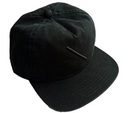 SLASH WASHED LOGO CAP