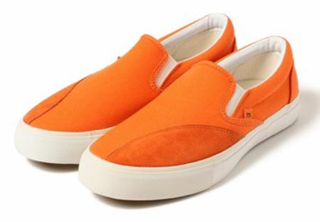 SLIPON オレンジ