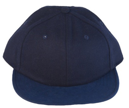 HAT バイカラーネイビー×ブルー