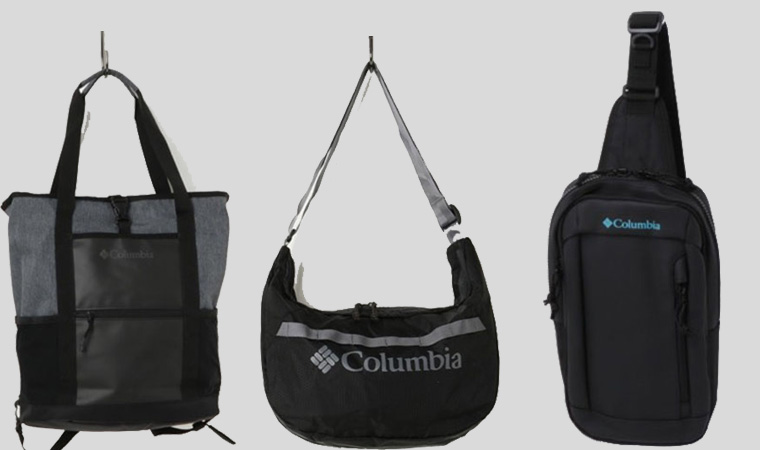 Columbia バッグ