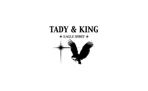 TADY&KING ロゴ