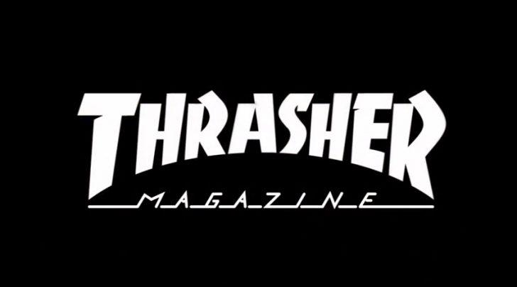 THRASHERロゴ