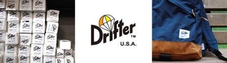 DRIFTER ロゴ