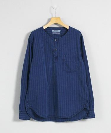 インディゴシャツ