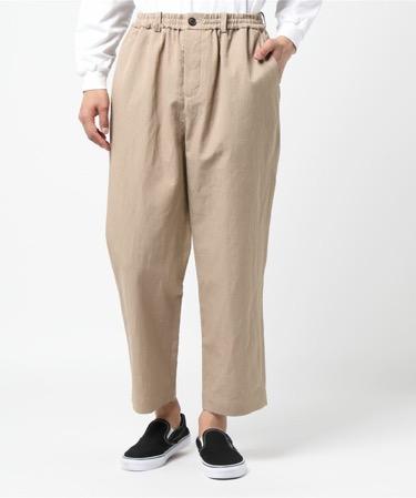 DEVEAUX/CROPPED FULL PANT