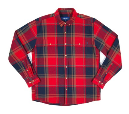 Lodge Flannel Shirt 赤