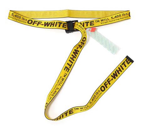 OFF WHITE ベルト