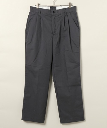 PLEATED WORK PANT