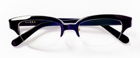 白山眼鏡 メガネ
