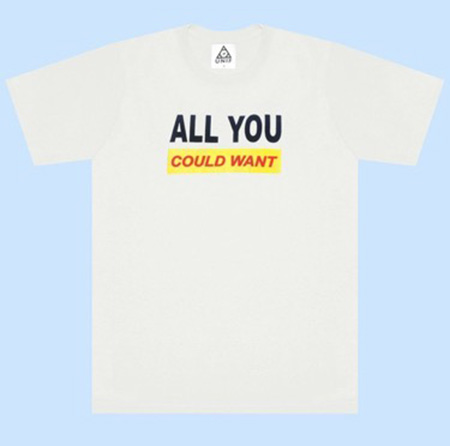 ALL YOU・Tシャツ