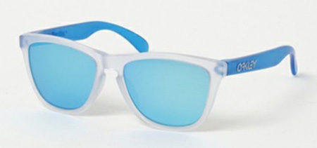 Frogskins iridium ASIAN FIT