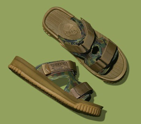 SHAKA CHILL OUT CAMO for CHAPTER /chumchum select