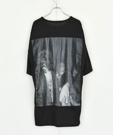 DISCOVERED/BACKSIDE PHOTO TEE