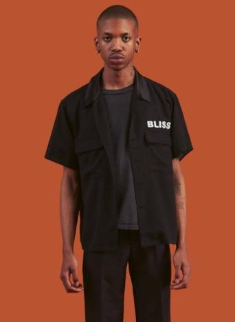 BLISS ワークシャツ