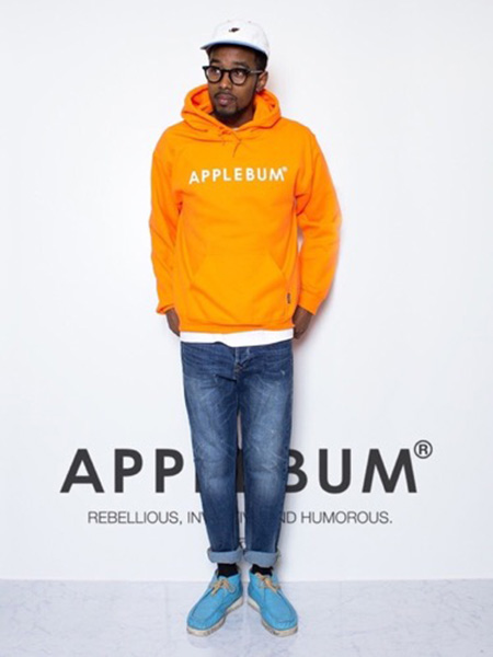 APPLEBUM コーデ