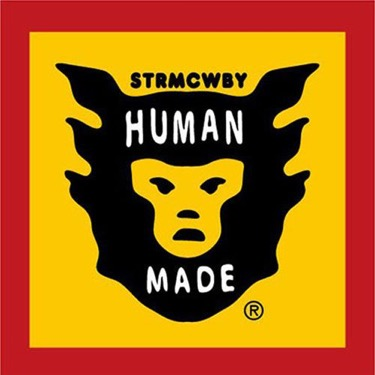 HUMAN MADE ロゴ