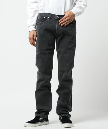 PETIT NEW STANDARD DENIM STRETCH DELAVE/NOIR
