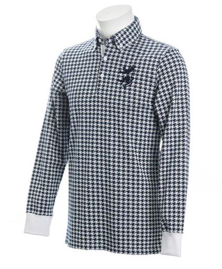 千鳥 L/S BDシャツ