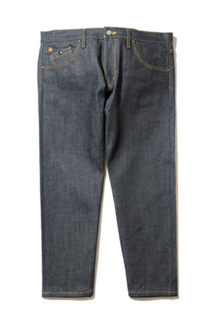 NON WASH CROPPED DENIM
