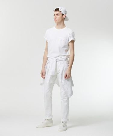 MAISON KITSUNE Tシャツ