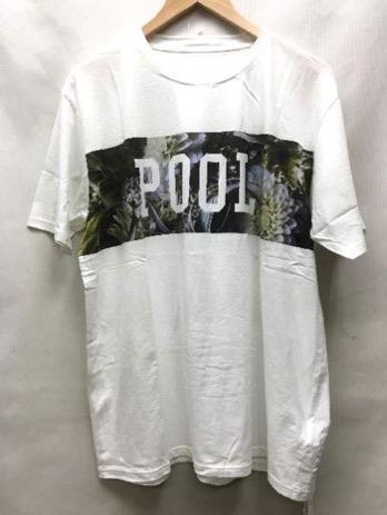 コラボレーションTシャツ pool