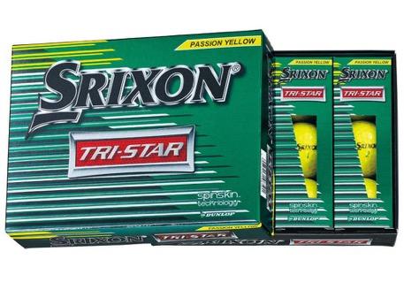 DUNLOP SRIXON TRI-STAR