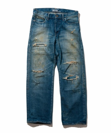 Lawrence wide denim