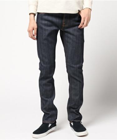 Nudie Jeans GRIM TIM/Dry Selvage Comfort