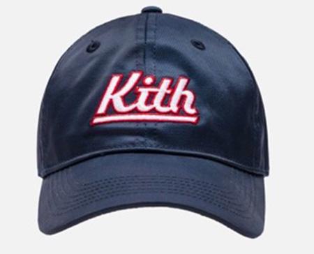 KITH SPORT LOGO CAP