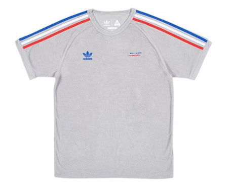 Palace Skateboards×adidas コラボ Terry T-Shirt Tシャツ