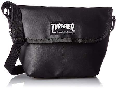 THRASHER メッセンジャーバッグ