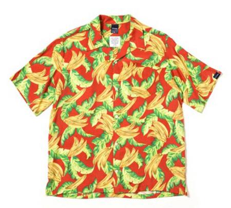 'Banana' Aloha Shirt