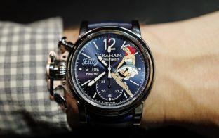 GRAHAM 腕時計