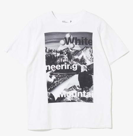 MOUNTAIN COLLAGE T-SHIRT