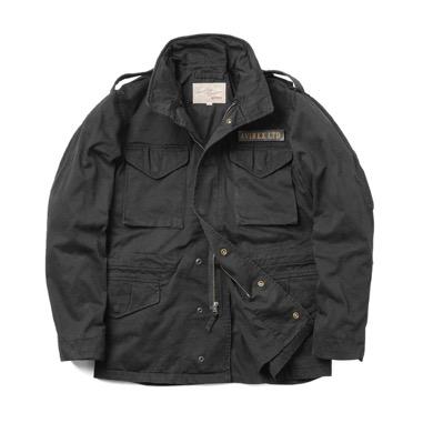 AVIREX/BASIC M-65 フィールドジャケット