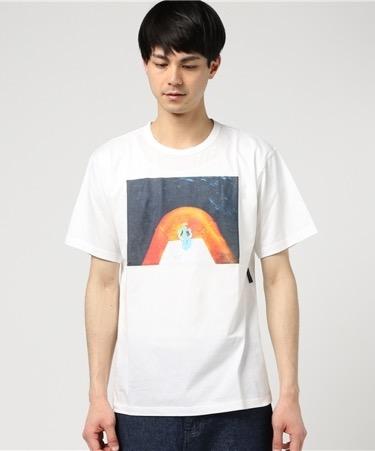 タラ号プリントTシャツ
