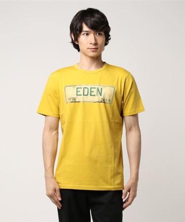 ナンバープレートTシャツ