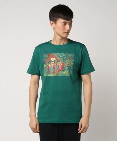 agnes b. アーティストTシャツ