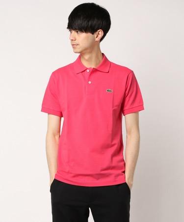 LACOSTE/『L.12.12』定番半袖ポロシャツ