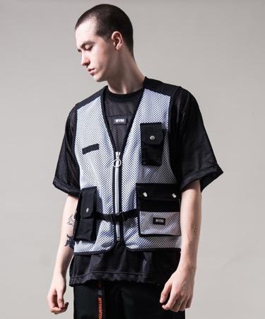 MYne/Mesh Vest
