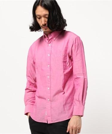 NEW ENGLAND SHIRT COMPANY/ボタンダウンシャツ