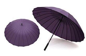 晴雨兼用 長傘 紳士傘
