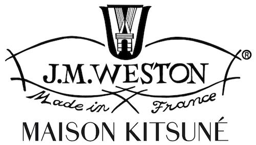 JM WESTON ロゴ