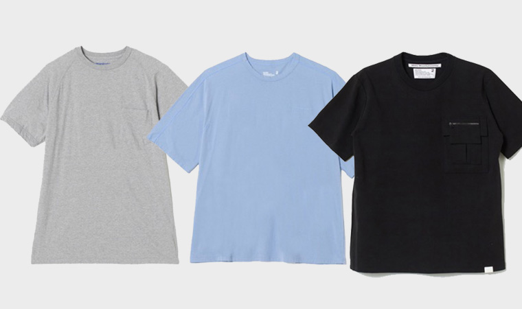 WHITE MOUNTAINEERING Tシャツ