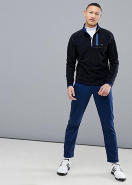 Calvin Klein golf コーデ