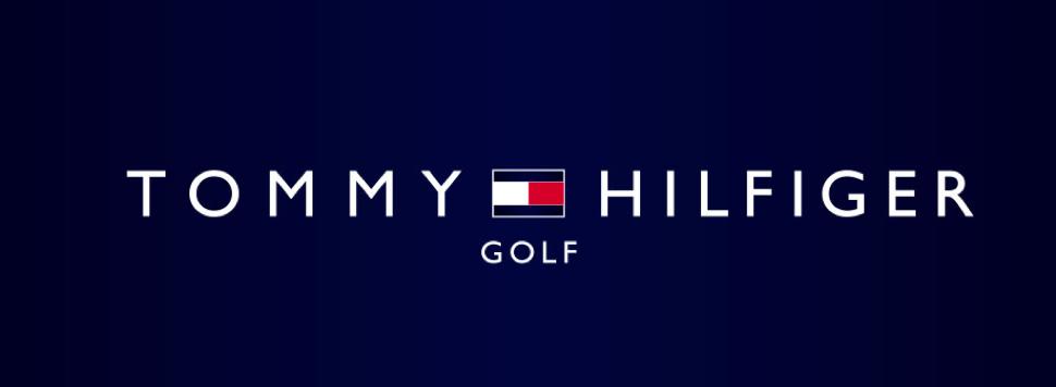 TOMMY HILFIGER GOLF ロゴ